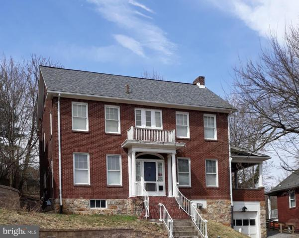 843 Mount Royal Avenue, CUMBERLAND, MD 21502 (#MDAL131240) :: The Gus Anthony Team