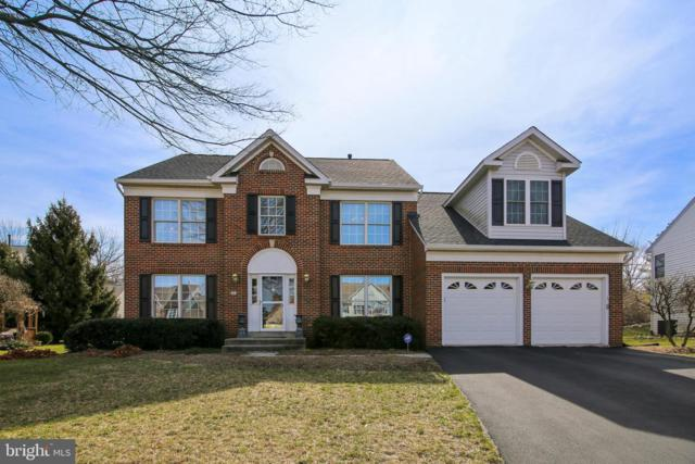 6105 Fieldcrest Drive, FREDERICK, MD 21701 (#MDFR243448) :: Jim Bass Group of Real Estate Teams, LLC