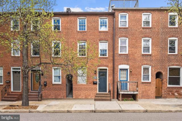 2218 Fleet Street, BALTIMORE, MD 21231 (#MDBA462040) :: The France Group