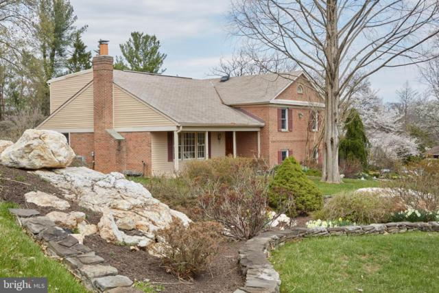 9801 Sunset Drive, ROCKVILLE, MD 20850 (#MDMC649642) :: The Gus Anthony Team