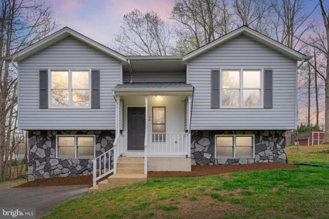 58 Willow Branch Place, FREDERICKSBURG, VA 22405 (#VAST208914) :: Colgan Real Estate