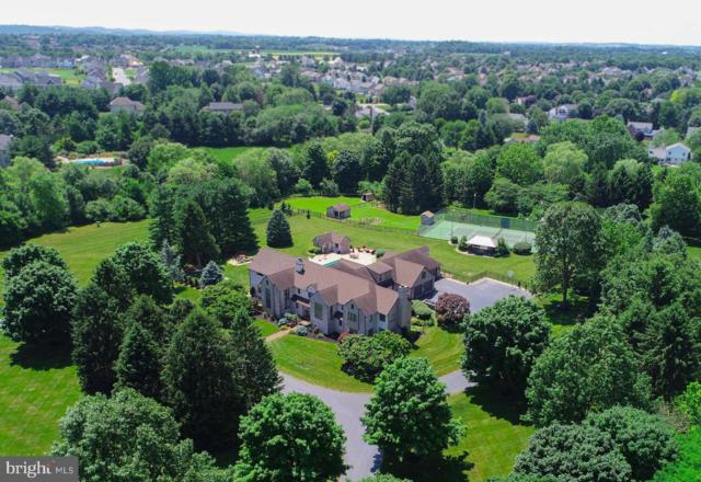 555 Stonehenge Drive, LITITZ, PA 17543 (#PALA129608) :: Benchmark Real Estate Team of KW Keystone Realty