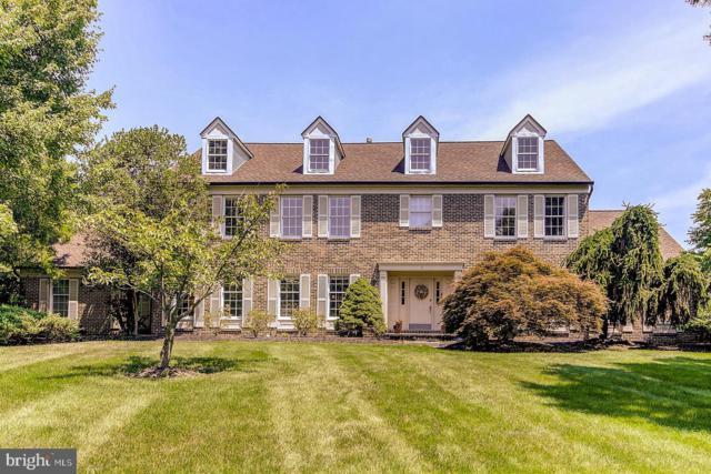 1 Norfolk Drive, PRINCETON JUNCTION, NJ 08550 (#NJME275592) :: Colgan Real Estate
