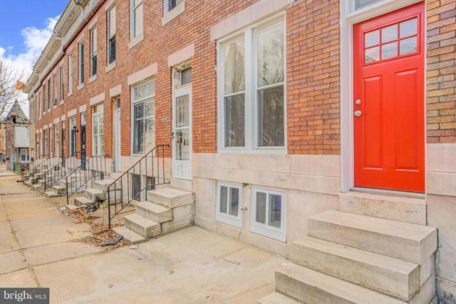 2426 Mcculloh Street, BALTIMORE, MD 21217 (#MDBA462176) :: John Smith Real Estate Group