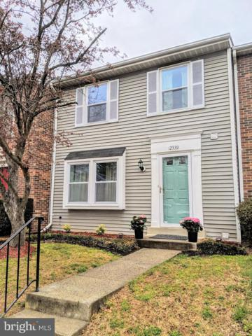 12539 Laurel Grove Place, GERMANTOWN, MD 20874 (#MDMC649898) :: The Miller Team