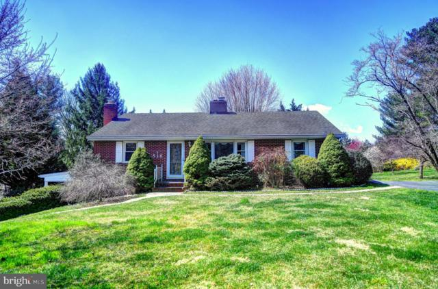 816 Wisteria Drive, WESTMINSTER, MD 21157 (#MDCR187136) :: The Gus Anthony Team