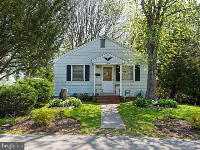 1006 Central Avenue, CAMBRIDGE, MD 21613 (#MDDO123260) :: RE/MAX Coast and Country