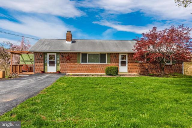 4502 Green Valley Road, MONROVIA, MD 21770 (#MDFR243570) :: Jim Bass Group of Real Estate Teams, LLC