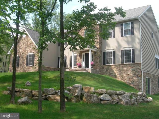 157 Acorn Drive, YARDLEY, PA 19067 (#PABU463924) :: Jason Freeby Group at Keller Williams Real Estate