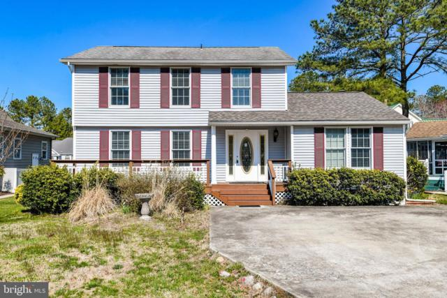 417 Ocean Parkway, OCEAN PINES, MD 21811 (#MDWO105042) :: The Speicher Group of Long & Foster Real Estate