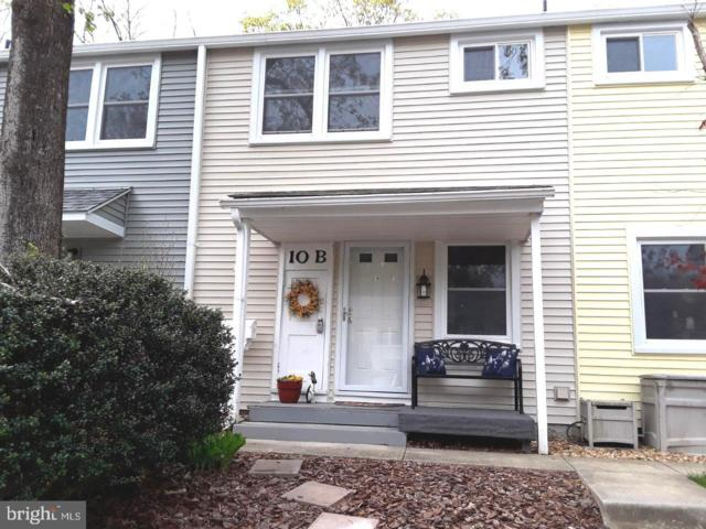 10 Plateau Place B, GREENBELT, MD 20770 (#MDPG522564) :: ExecuHome Realty