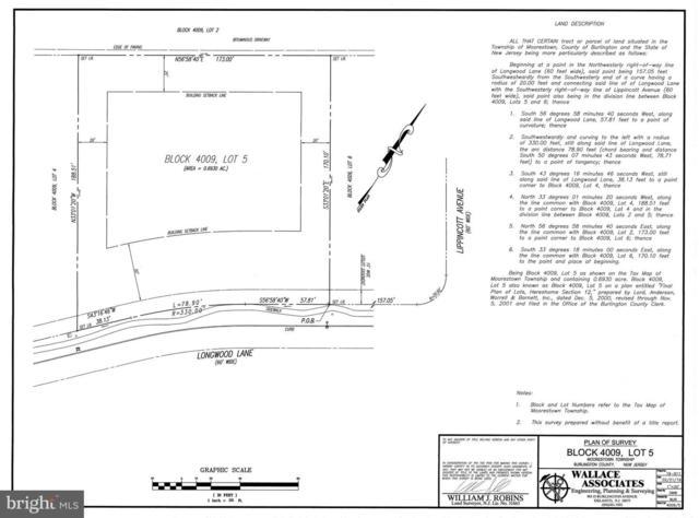 7 Longwood Lane, MOORESTOWN, NJ 08057 (#NJBL340658) :: Better Homes Realty Signature Properties