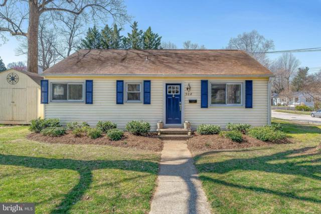 308 Ludlow Road, ANNAPOLIS, MD 21401 (#MDAA394436) :: Colgan Real Estate