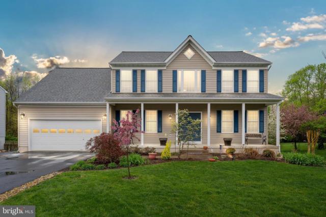 6012 Waterman Drive, FREDERICKSBURG, VA 22407 (#VASP210828) :: Great Falls Great Homes