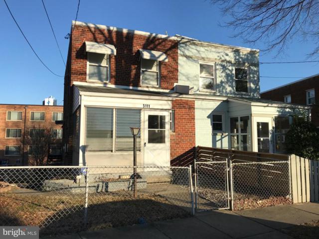 5111 12TH Street NE, WASHINGTON, DC 20011 (#DCDC420734) :: Advance Realty Bel Air, Inc