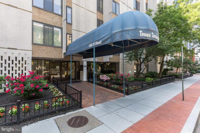 1440 N Street NW #815, WASHINGTON, DC 20005 (#DCDC420776) :: Remax Preferred | Scott Kompa Group