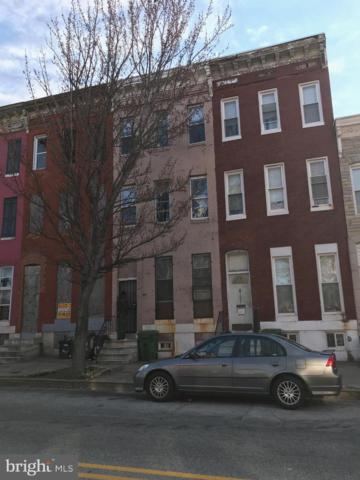 1029 N Carey Street, BALTIMORE, MD 21217 (#MDBA462466) :: Radiant Home Group