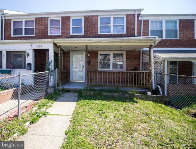 7807 St Claire, DUNDALK, MD 21222 (#MDBC452316) :: CENTURY 21 Core Partners