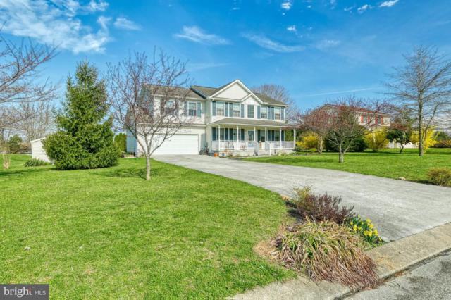 135 Friendly Drive, HANOVER, PA 17331 (#PAAD106126) :: Benchmark Real Estate Team of KW Keystone Realty