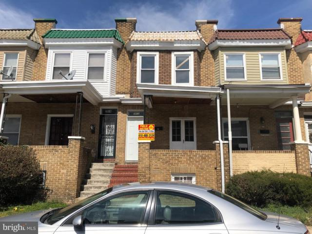 2812 W Mulberry Street, BALTIMORE, MD 21223 (#MDBA462532) :: The Putnam Group