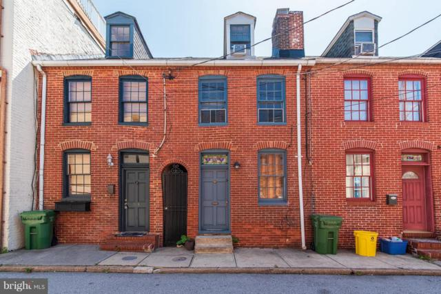 515 S Dallas Street, BALTIMORE, MD 21231 (#MDBA462544) :: Homes to Heart Group