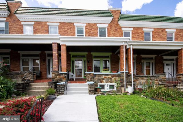 2805 Chesterfield Avenue, BALTIMORE, MD 21213 (#MDBA462546) :: Kathy Stone Team of Keller Williams Legacy