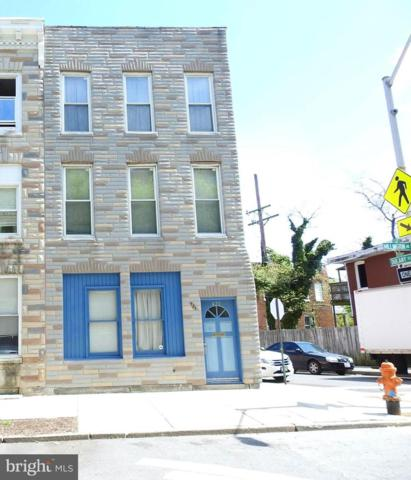 421 Millington Avenue, BALTIMORE, MD 21223 (#MDBA462670) :: Radiant Home Group