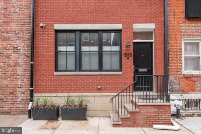 1515 Lombard Street, PHILADELPHIA, PA 19146 (#PAPH783530) :: Keller Williams Realty - Matt Fetick Team
