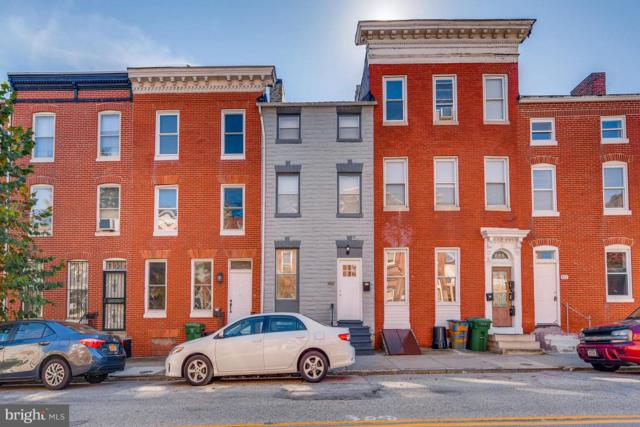 883 W Lombard Street, BALTIMORE, MD 21201 (#MDBA462682) :: Advance Realty Bel Air, Inc
