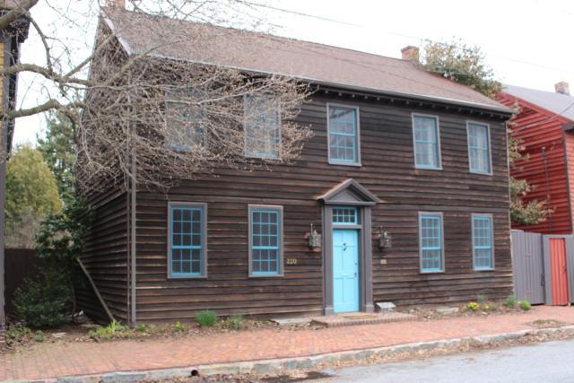 220 W Front Street, MARIETTA, PA 17547 (#PALA129920) :: Benchmark Real Estate Team of KW Keystone Realty