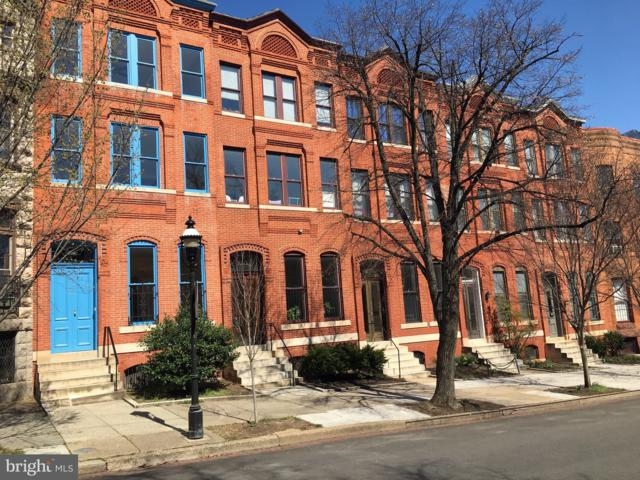 1713 Bolton Street, BALTIMORE, MD 21217 (#MDBA462726) :: Blue Key Real Estate Sales Team