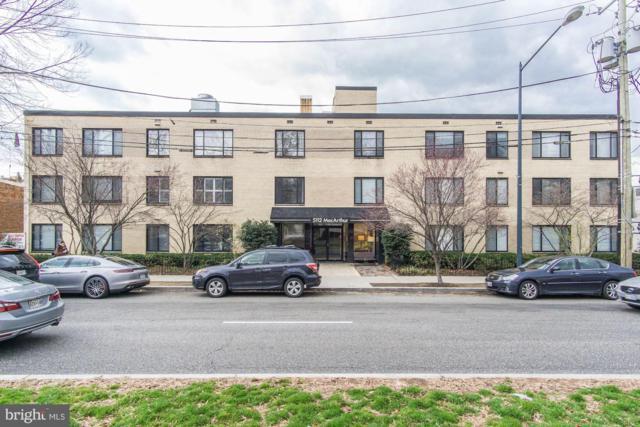 5112 Macarthur Boulevard NW #201, WASHINGTON, DC 20016 (#DCDC421096) :: Colgan Real Estate