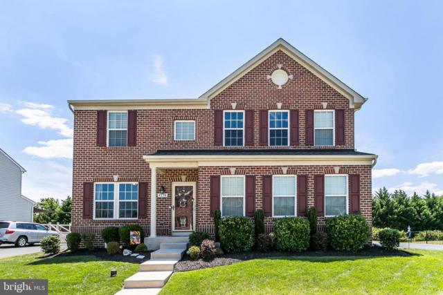 4216 Cross Spring Drive, PERRY HALL, MD 21128 (#MDBC452602) :: The Dailey Group
