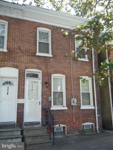 318 S Claymont Street, WILMINGTON, DE 19801 (#DENC474732) :: Barrows and Associates