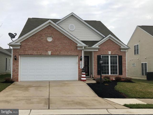 202 Butterfly Drive #62, TANEYTOWN, MD 21787 (#MDCR187278) :: ExecuHome Realty