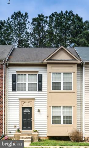207 Park Brook Court, STAFFORD, VA 22554 (#VAST209148) :: Advance Realty Bel Air, Inc