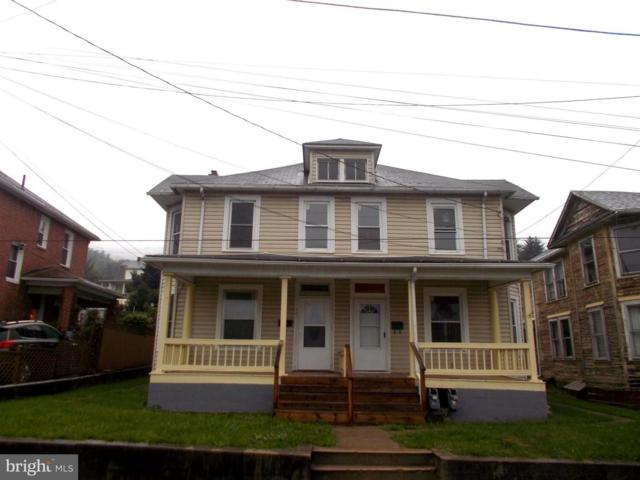 321 Vine Street #321, WESTERNPORT, MD 21562 (#MDAL131324) :: The Kenita Tang Team