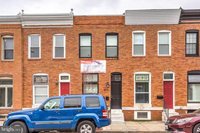 805 S Eaton Street, BALTIMORE, MD 21224 (#MDBA462882) :: Eng Garcia Grant & Co.