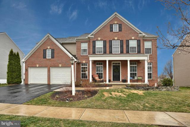 972 Powder Horn Drive, HUMMELSTOWN, PA 17036 (#PADA108870) :: John Smith Real Estate Group