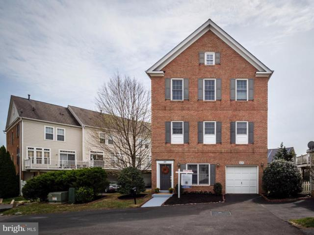 625 Linslade Mews, GAITHERSBURG, MD 20878 (#MDMC650920) :: The Maryland Group of Long & Foster