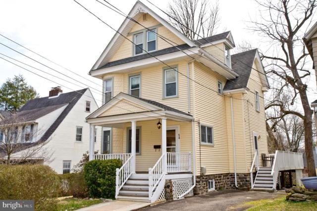 54 W Greenwood Avenue, LANSDOWNE, PA 19050 (#PADE487744) :: Keller Williams Realty - Matt Fetick Team