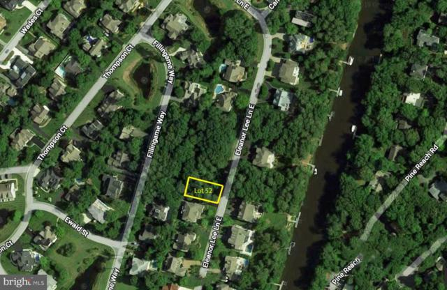 39 E Eleanor Lee Lane E Lot 52, REHOBOTH BEACH, DE 19971 (#DESU137890) :: Compass Resort Real Estate