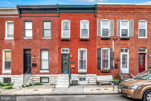 1735 Clarkson Street, BALTIMORE, MD 21230 (#MDBA462956) :: The Speicher Group of Long & Foster Real Estate