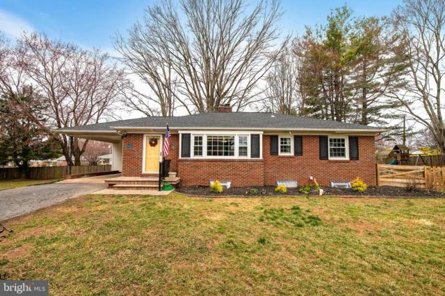 196 Dover Road, WARRENTON, VA 20186 (#VAFQ159404) :: Remax Preferred | Scott Kompa Group