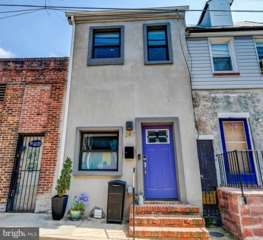 247 Durham Street S, BALTIMORE, MD 21231 (#MDBA462972) :: SURE Sales Group