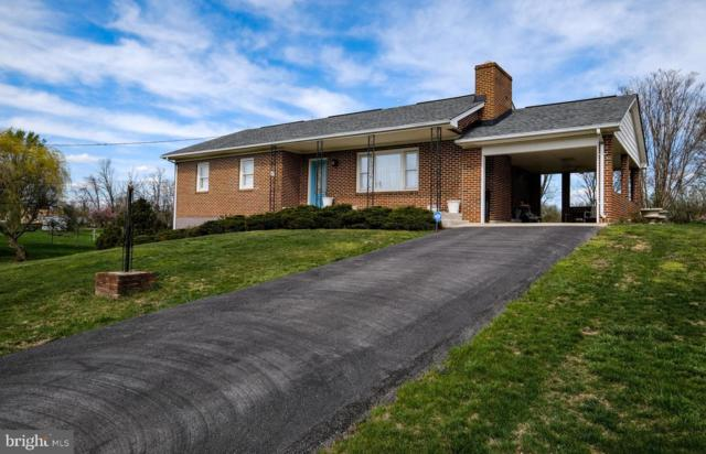 3153 Charles Town Road, KEARNEYSVILLE, WV 25430 (#WVBE166626) :: Pearson Smith Realty
