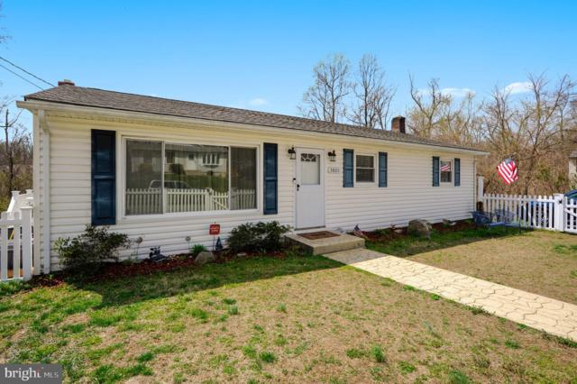 3805 Oak Street, NORTH BEACH, MD 20714 (#MDCA168480) :: SURE Sales Group