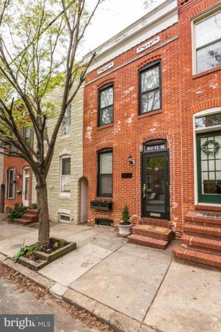 1016 S Bouldin Street, BALTIMORE, MD 21224 (#MDBA463012) :: ExecuHome Realty