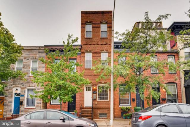 308 S Collington Avenue, BALTIMORE, MD 21231 (#MDBA463022) :: Blue Key Real Estate Sales Team