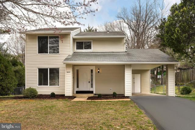 1805 Packer Court, BOWIE, MD 20716 (#MDPG523340) :: Great Falls Great Homes